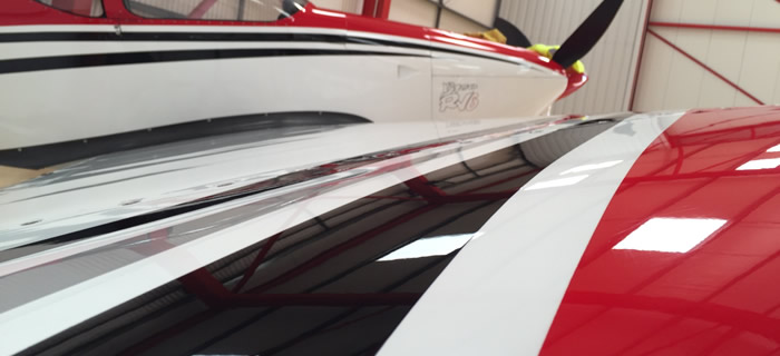 Aircraft Paint Protection, Aviation Ceramic Sealant, Ultimate Paint Protection Aero